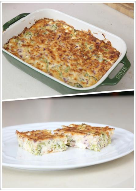 Brokolili Cheesecake