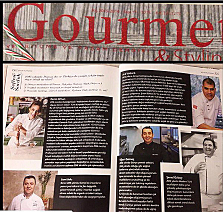 Gourmet & Styling