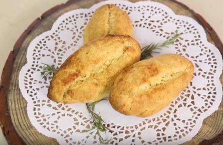 Sütlü Bulgur Ekmeği