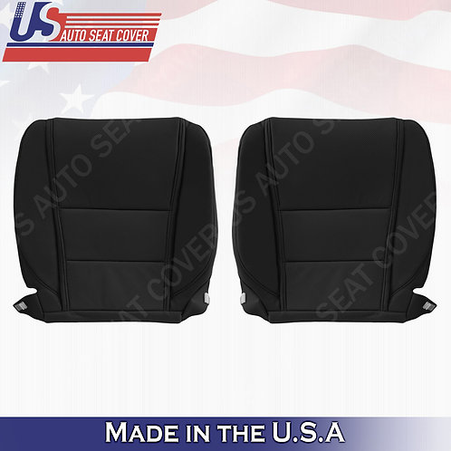 Driver passenger Perforated Bottom Leather fits 2009-2014 Acura TL cover