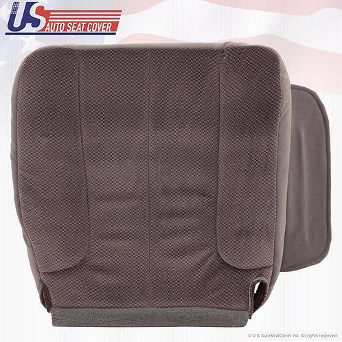 2003 2004 2005 Dodge Ram 1500 2500 3500SLT Passenger Bottom Cloth Seat Cover Tan