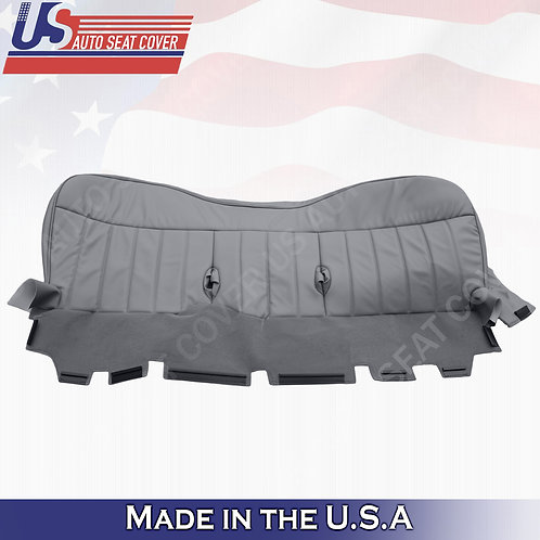 1992- 1998 Ford Truck-F150 XL Bench Cover Replacement Vinyl in Gray