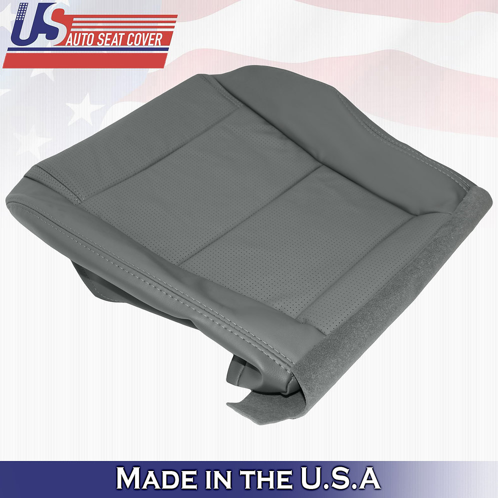 2001-2006 Acura MDX Passenger Bottom Perforated Leather