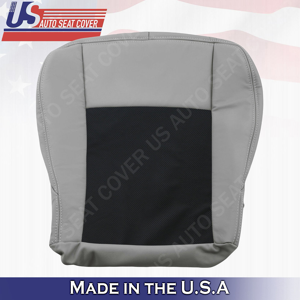 2007 Cadillac CTS DRIVER Bottom Perforated Leather