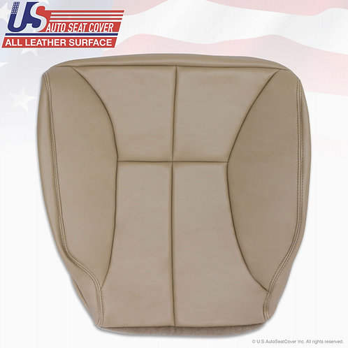 1997-2002 Dodge Ram Driver Bottom Vinyl Seat Cover Tan