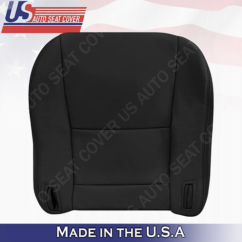 For 1997 to 2001 Lexus ES300 PASSENGER Bottom Leather Replacement Cover Black
