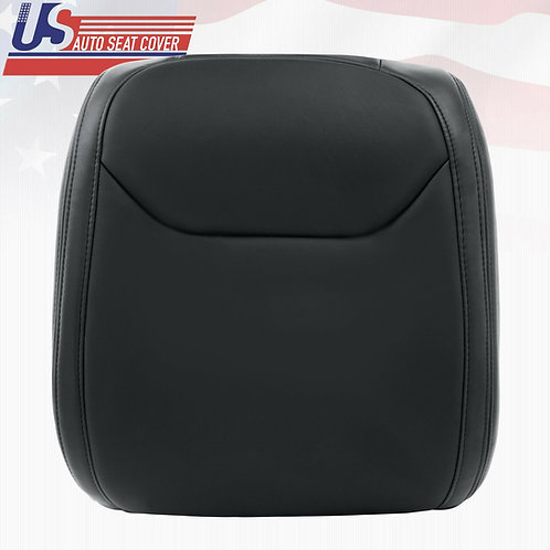 1999 2000 2001 2002 2003 Acura TL V6 PASSENGER TOP Leather Seat Cover black
