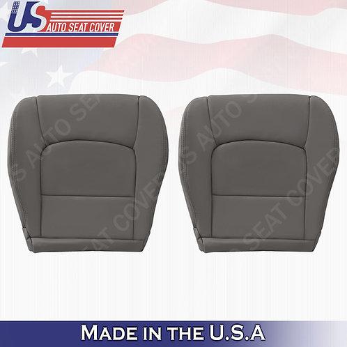 For 1998-2007 Lexus LX470 Driver & Passenger Bottom Leather Cover
