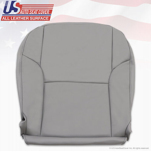 2003- 2009 Toyota 4Runner Driver Bottom leather Gray seat cover
