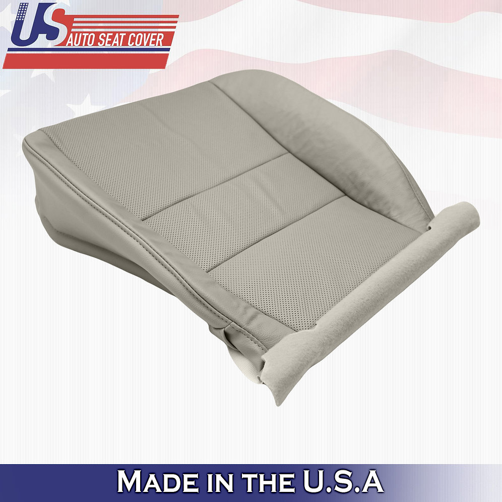 Fits 2009-2014 Acura TSX Driver Bottom Perforated Leather
