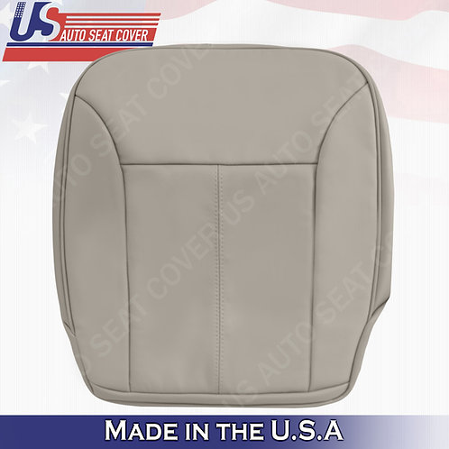 For 2007-2012 Mercedes Benz GL350 Passenger Bottom Leather Cover Gray