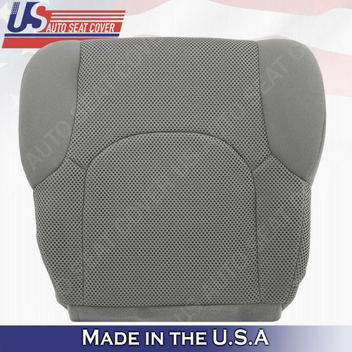 2005 -2019 Driver Bottom Gray Cloth Seat Covers FITS ...