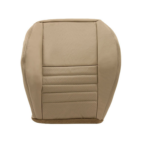 1999 2000 2001 2002 2003 04 Ford Mustang GT Driver Bottom Seat Cover TAN