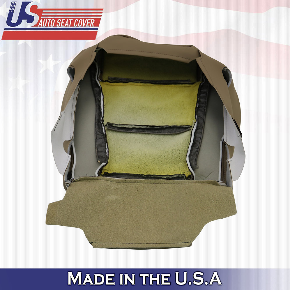2001-2006 Acura MDX Bottoms Perforated Leather Seat Cover