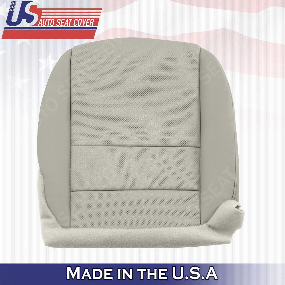 2007-2012 Acura MDX Passenger Bottom Perforated Leather