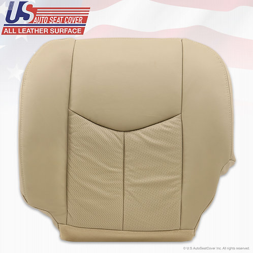 2003-2006 Cadillac Escalade Passenger Bottom Perforated, Shale Tan