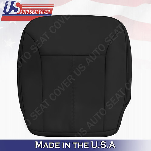 For 2007 TO 2012 Mercedes Benz GL CLASS PASSENGER Bottom Cover Leather BLACK