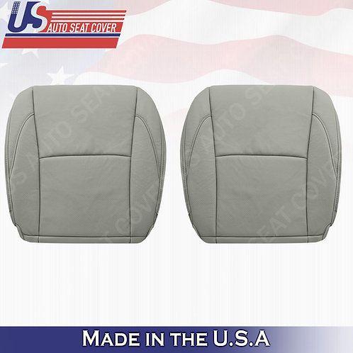 For 2007-2012 Lexus ES350 Front Bottom Perforated Leather Seat Cover
