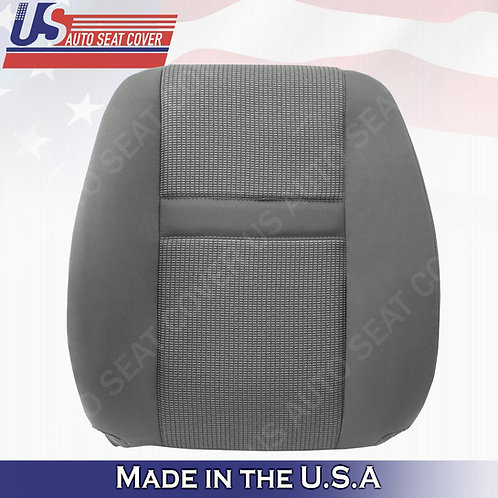 2006 2007 2008 2009 Dodge Ram 2500 3500 4500 5500 Driver Top Cloth Cover Gray