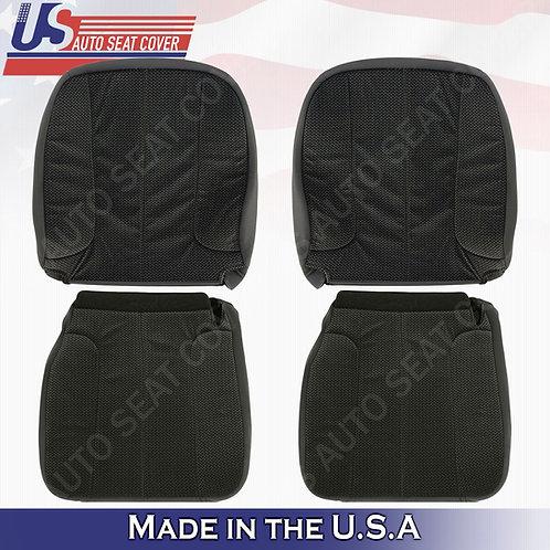 2003-2005 Dodge Ram SLT Variations Cloth Cover Dark Gray