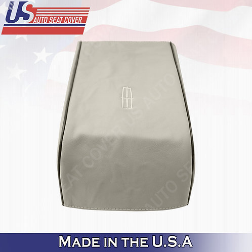 "2006 Lincoln Mark LT Replacement Lid Compartment Center Console Cover ""TAN"""