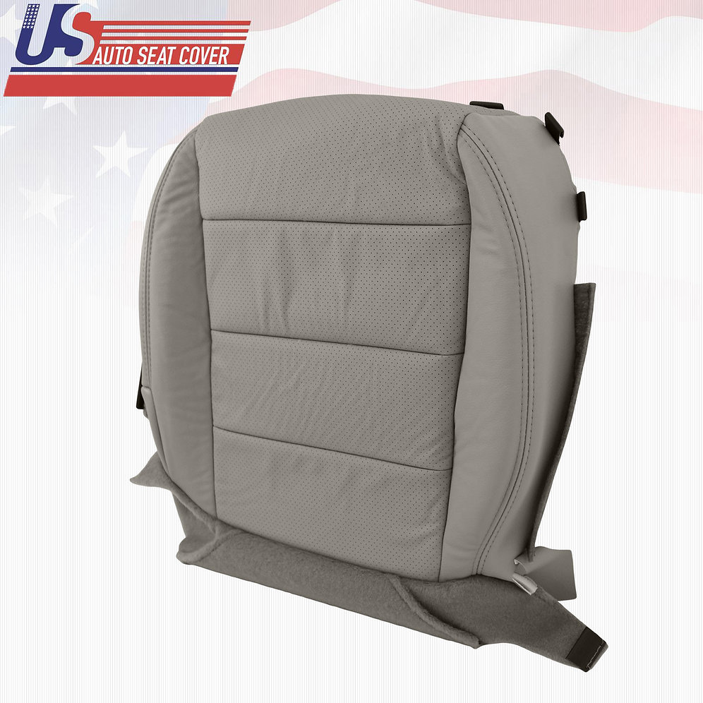 2007-2008 ACURA TL S PASSENGER BOTTOM PERFORATED LEATHER