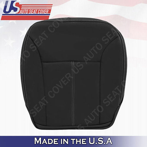 For 2007 TO 2012 Mercedes Benz GL320 PASSENGER Bottom Cover Leather BLACK