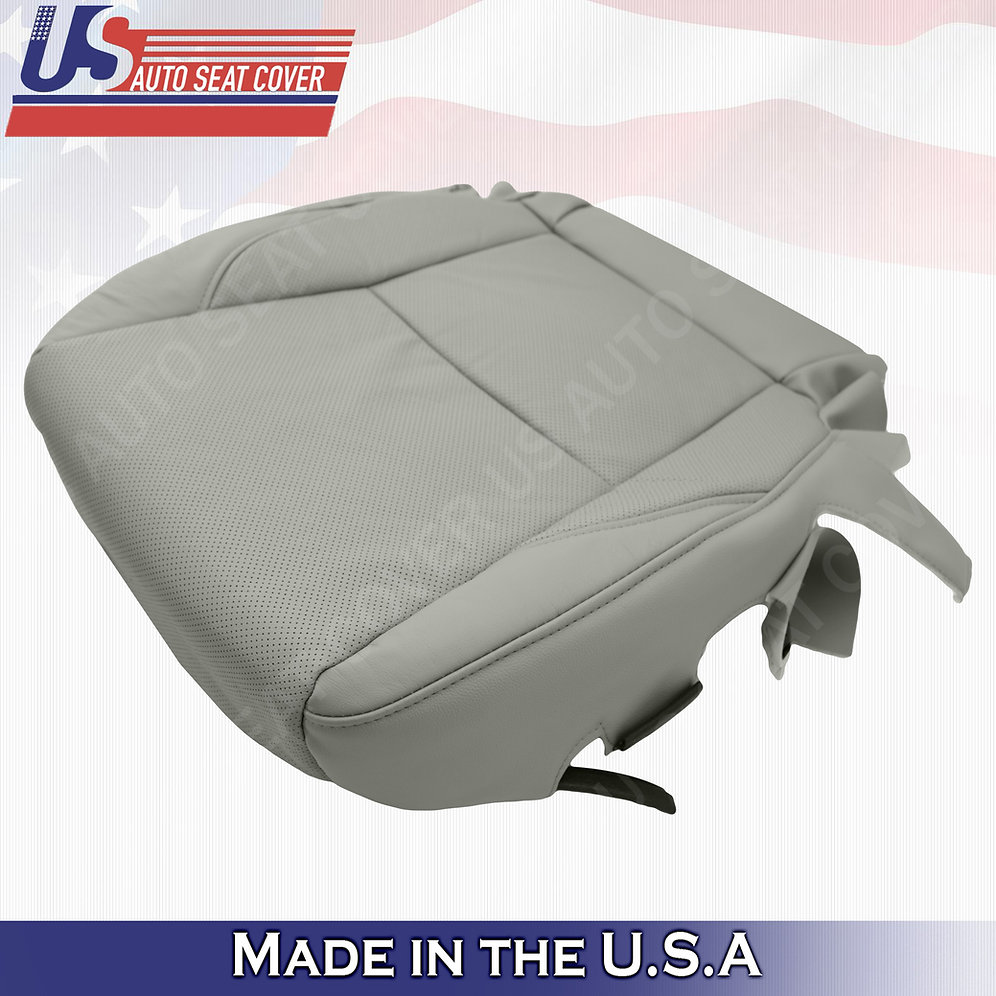 2007 2013 Lexus Es350 Bottom Perforated Leather Seat Cover