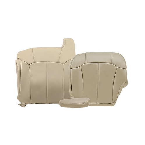 1999 to 2002 Chevy Tahoe Suburban GMC Yukon Upholstery leather seat cover