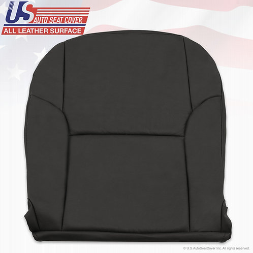 For 2003-2009 Toyota 4Runner Driver Bottom Black Leather seat Cover