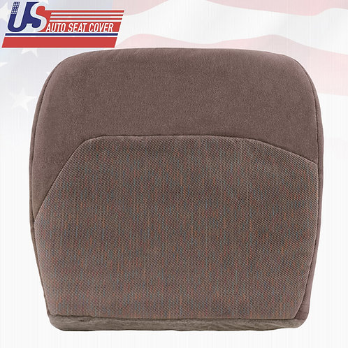 1994- 1997 Ford F150 XLT Driver Bottom Fabric Replacement Seat Cover Tan