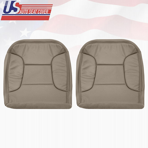 1992-1996 Ford Bronco Eddie Bauer DRIVER PASSENGER Bottom Seat Cover Mocha