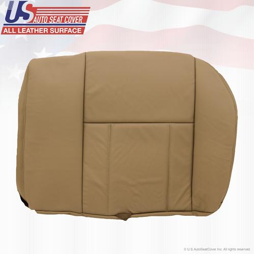 Fit 1996-2002 Toyota 4Runner REAR Passenger Bottom Leather Seat Cover Oak Tan