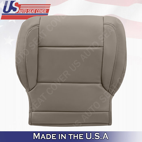 2015-2018 Chevy Tahoe, Suburban, GMC Yukon Passenger Bottom Seat Cover in T