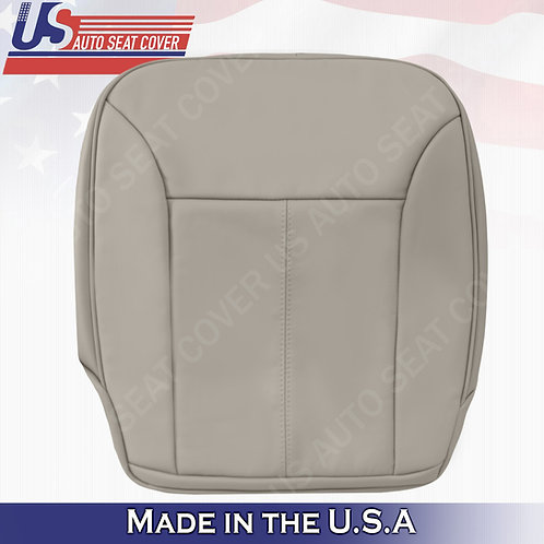 For 2007-2012 Mercedes Benz GL350 Driver Bottom Leather Cover Gray