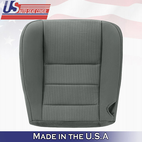 2008 2009 2010 Ford F350 XLT 4X4 2WD FX4 Driver Bottom 'GRAY' Cloth Seat Cover