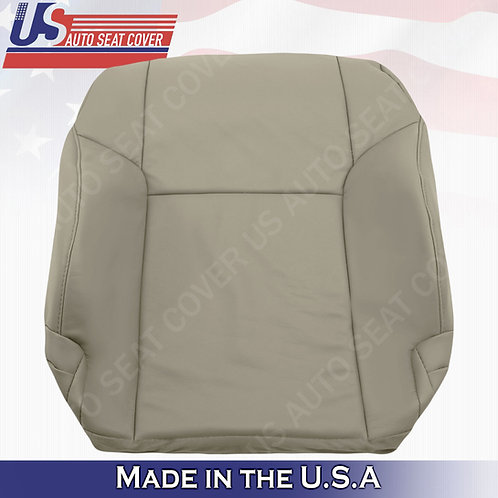 For 2003 -2009 Toyota 4Runner Passenger Top leather seat cover Taupe