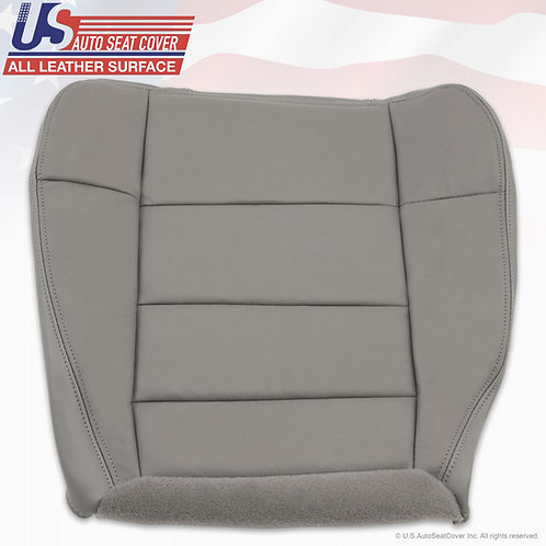 2001-2003 Ford F-150 Super Duty Passenger Bottom Gray Leather