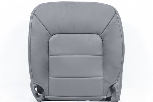 2003-2006 Ford expedition Limited Passenger bottom Perforated Leather cover Gray