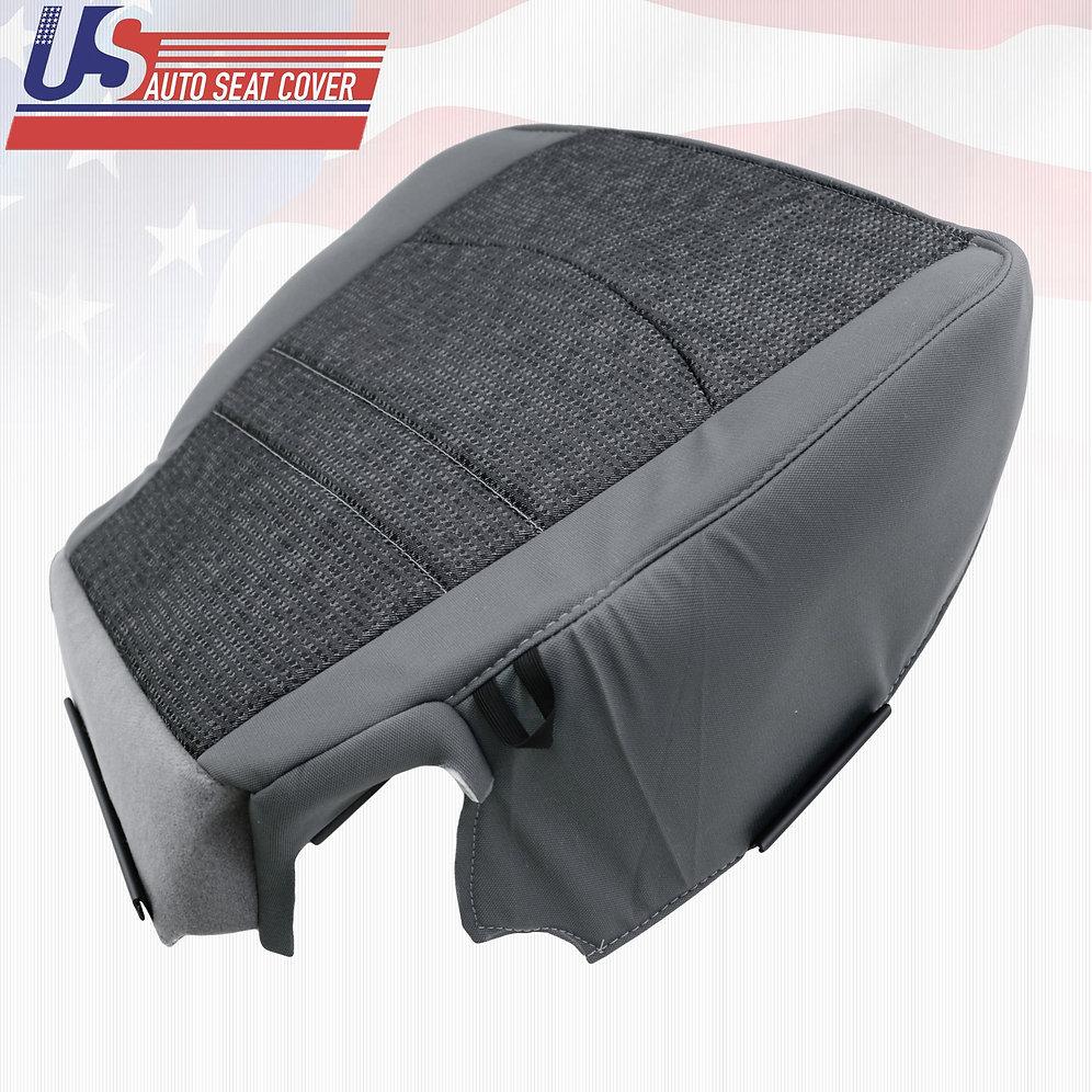 seat replacement ram dodge express tradesman gray driver cloth slt bottom oem custom