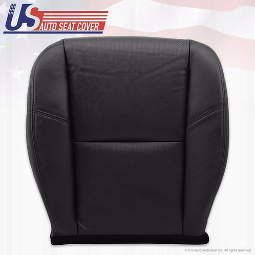 2007 to 2012 Chevy Avalanche LTZ  Passenger Bottom Perforated Leather Seat