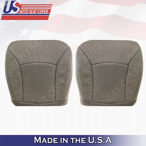 2003-2008 Ford E150   Econoline Van DRIVER PASSENGER Bottom Cloth Cover TAN
