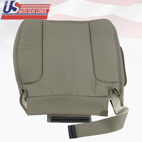 2003-2005 Dodge Ram 1500 SLT Leather Tan Seat Cover Passenger Bottom