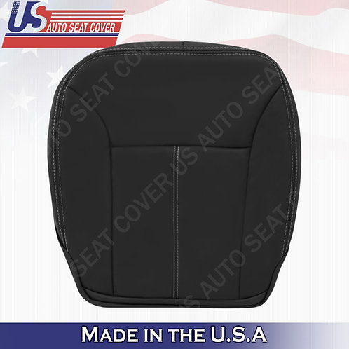 For 2007 TO 2012 Mercedes Benz GL350 Driver Bottom Cover Leather BLACK