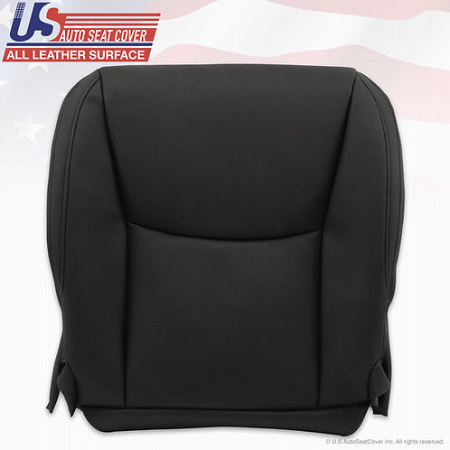 Driver Bottom Leather Seat Cover Black For 2003-2009 Lexux GX470