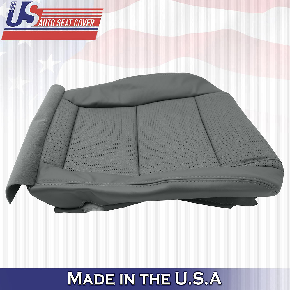 2001 2006 Acura Mdx Passenger Bottom Perforated Leather