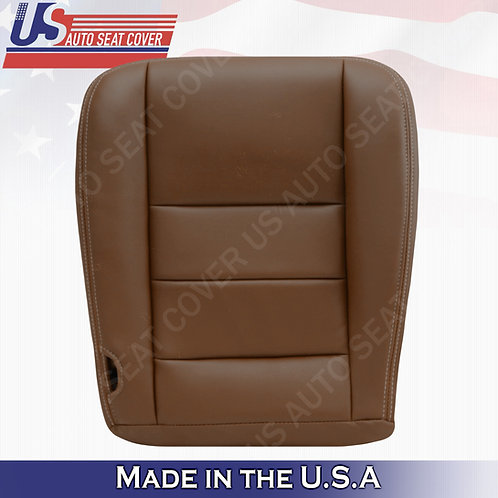 2002-2007 Ford F250 F350 King Ranch Passenger Bottom vinyl Seat Cover