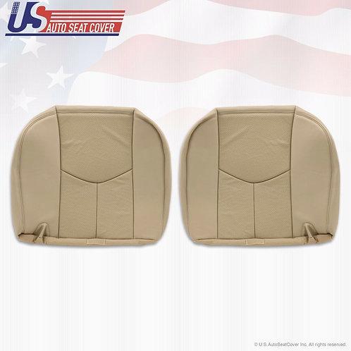 2003-2006 Cadillac Escalade ESV 2nd Row Driver-Passenger Bottom Leather Cover
