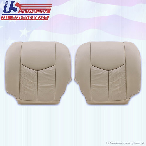 2003 - 2006 Cadillac Escalade Driver & Passenger  seat cover