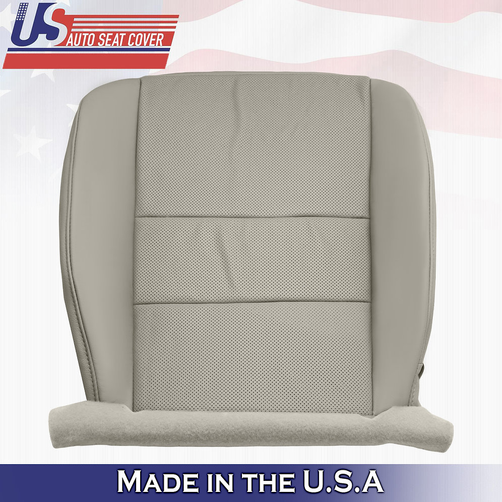 For 2009 To 2014 Acura TSX Passenger Perforated Leather